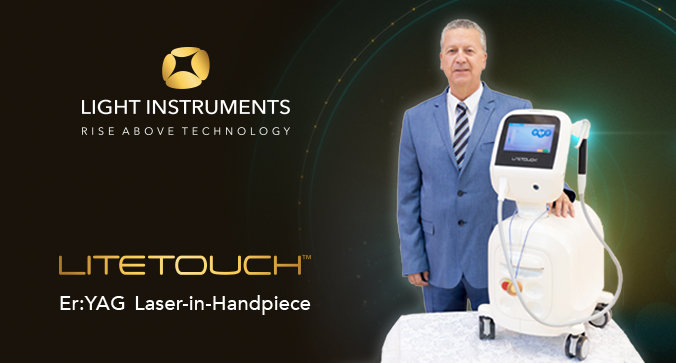 Light Instruments announces the launch of new LiteTouch™ model