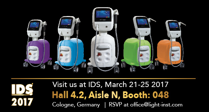LiteTouch™ will be presented at IDS Exhibition